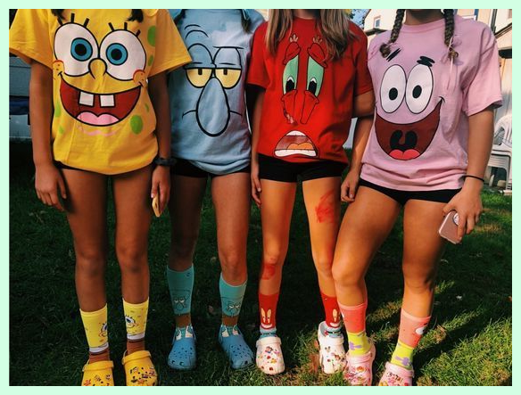 12+ Creative Halloween Costumes for Best Friends to Slay Together