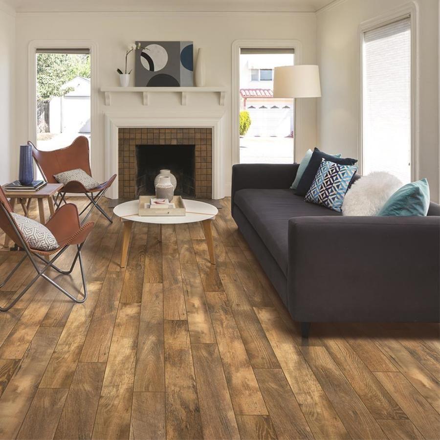 Allen Roth Harvest Mill Chestnut Flooring