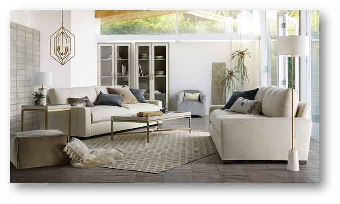 Arhaus Furniture Sofa