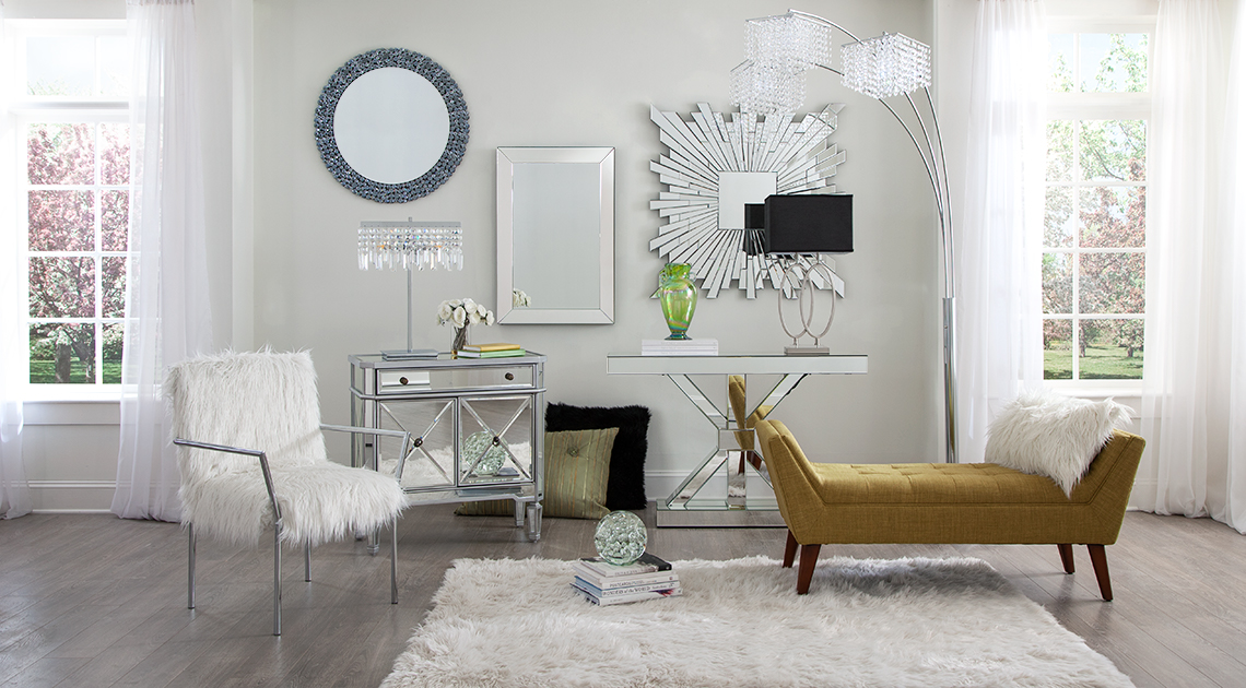 Coaster Furniture Lighting and Mirrors