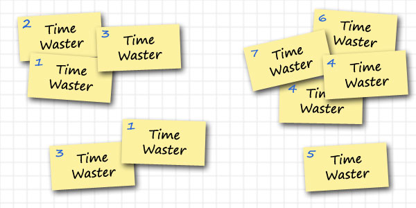 Identify Time Wasters and Set Goals