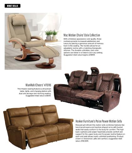 Man Wah Furniture Range