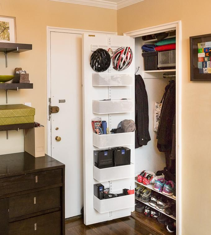 Maxed Out Closet Space