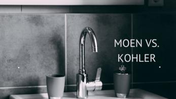 Moen vs Kohler Kitchen Faucets – Comparisons and Reviews