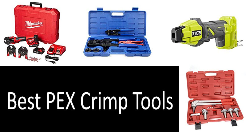 PEX Crimp Tools