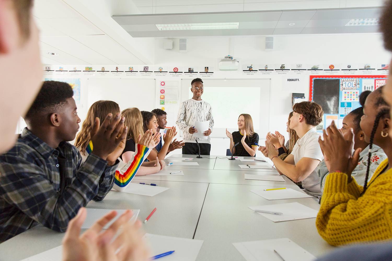 Participate in a Class Debate