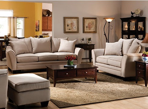 Sofa from HM Richards
