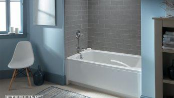 Sterling Vikrell Bathtub Reviews 2021 – Comfortable and Stylish Bathtubs!