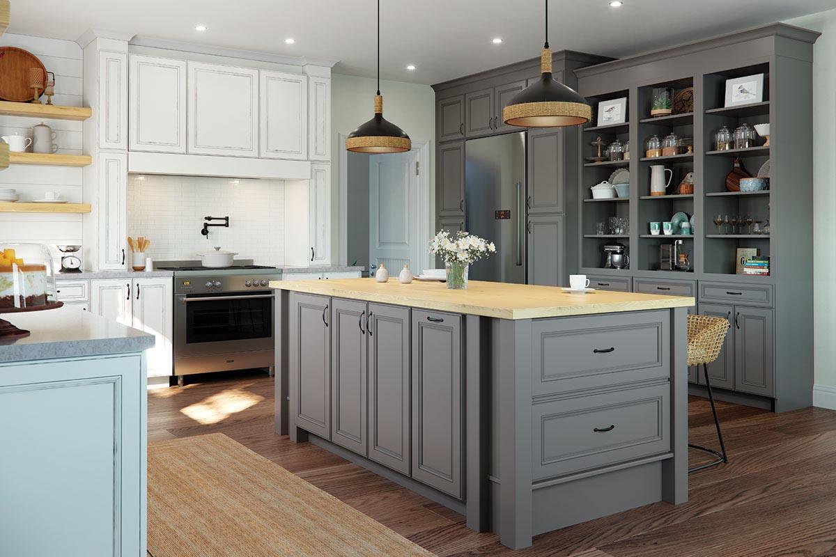 Waypoint Kitchen Cabinet