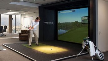 How To Use Golf Simulators Indoors With Your Kids – 2021 Edition