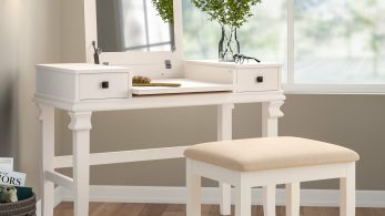 Tip on Choosing an Ideal Vanity Table and Stool